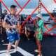 Thales Gui e o funkeiro Menor Nico – Foto: Alisson Demetrio / Glow Produções Artísticas – Divulgação