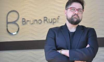 Bruno Rupf - Foto Acervo Pessoal / Renato Cipriano - Divulgação