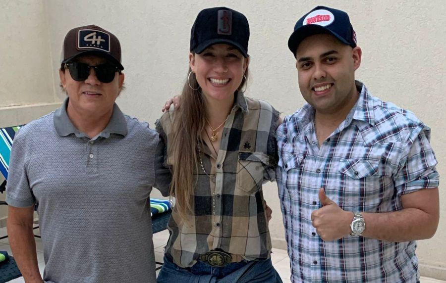 Chitãozinho, Bruna Viola e Gui Pereira - Foto: Rafaela Sá - @_photorsa